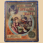 McLoughlin Four Kittens Spelling Slips