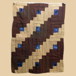 Amish Doll Quilt