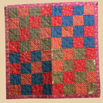 Mid 19th C Doll Quilt