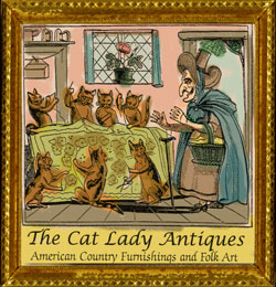 The Cat Lady Antiques