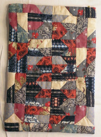 Old Doll Quilt/Comforter