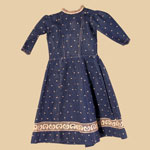 Indigo Doll Dress