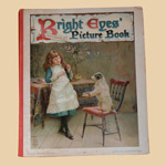 Fabulous Old Ernest Nister  Children's Book