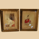 Pair of 1860s Prints