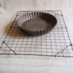 Wire Rack and Baking Tin