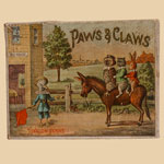 """Paws & Claws"" Game"