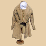 Rare 1820's/30's Pennsylvania Boy's Frock Coat