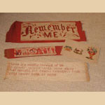 Late 19th C Punched Paper Samplers -  4